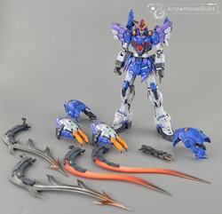 Picture of Sandrock Gundam Custom Resin kit Built & Painted MG 1/100 Model Kit