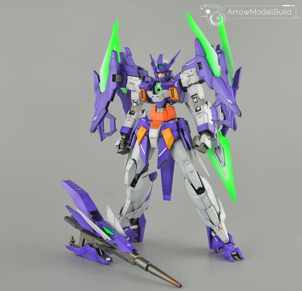Picture of Gundam Age II Magnum Built & Painted MG 1/100 Model Kit