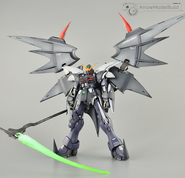 Picture of Gundam Deathscythe Hell EW Built & Painted MG 1/100 Model Kit