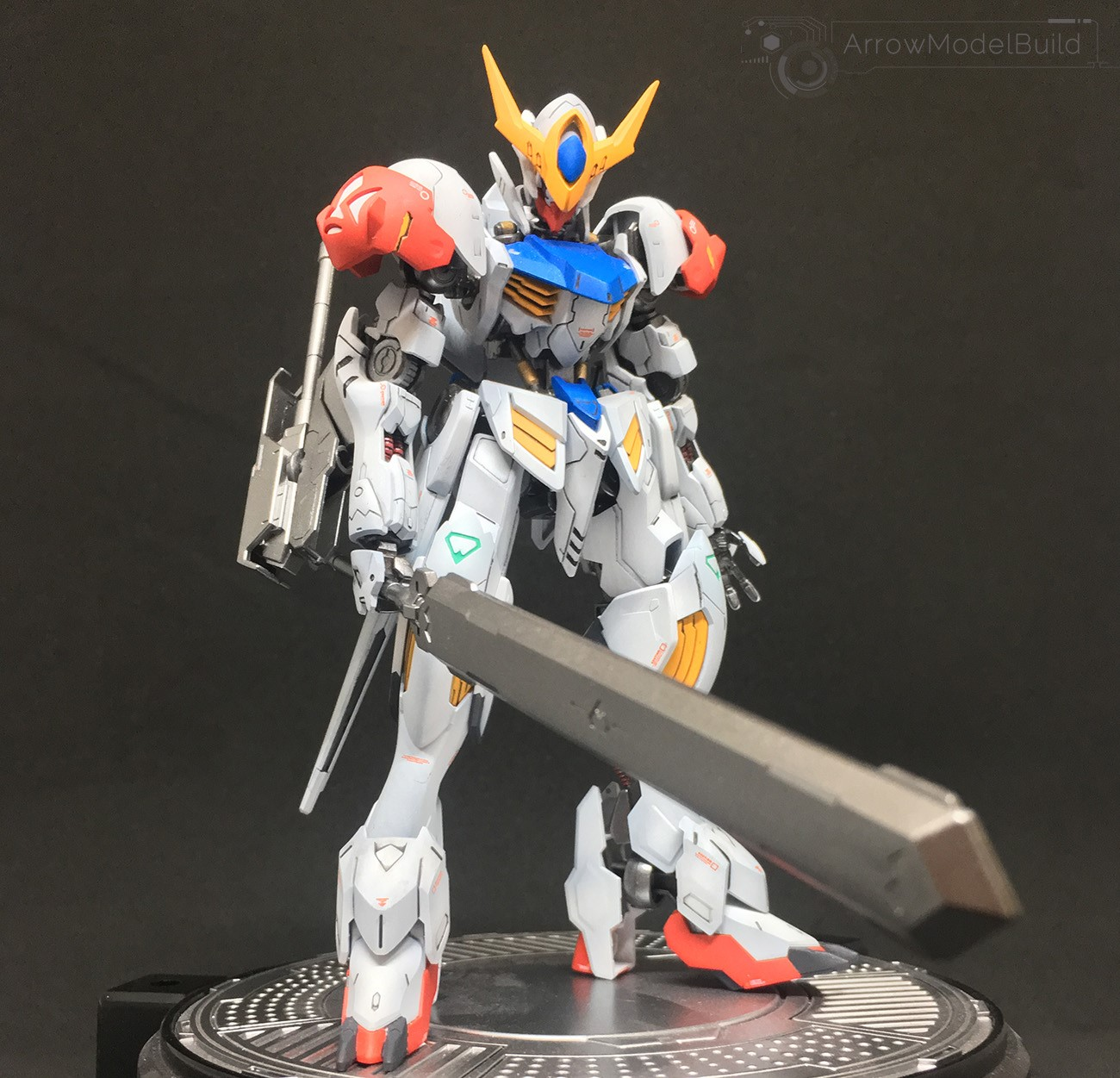 Arrowmodelbuild Gundam Barbatos Lupus Rex Built Painted Hg 1 144 Model Kit Ebay Cheap action & toy figures, buy quality toys & hobbies directly from china suppliers:comic club refitting suite of gk resin dragon king for gundam tv 1/100 barbatos lupus rex enjoy ✓free. details about arrowmodelbuild gundam barbatos lupus rex built painted hg 1 144 model kit