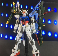 Picture of Gundam Perfect Strike Built & Painted RG 1/144 - Preorder