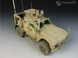 Picture of MATV Military Vehicle Built & Painted 1/35 Model Kit