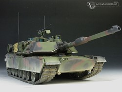 Picture of M1A2 Sep Abrams Tank (Full Interior) Built & Painted 1/35 Model Kit