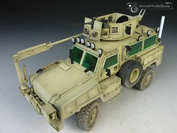 Picture of RG-31 Mk5 Mine-Protected Vehicle Built & Painted 1/35 Model Kit