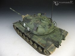 Picture of M103 Heavy Tank Built & Painted 1/35 Model Kit