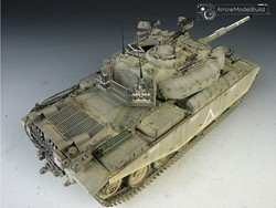 Picture of Centurion Tank Built & Painted 1/35 Model Kit