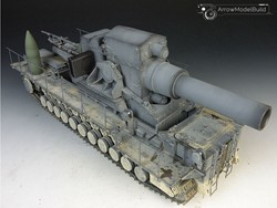 Picture of Karl Super-Heavy Self-Propelled Mortar Built & Painted 1/35 Model Kit