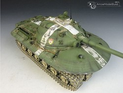Picture of Object 279 Tank Built & Painted 1/35 Model Kit