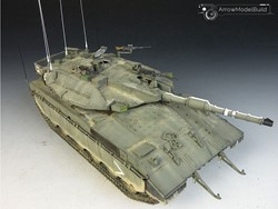 Picture of Merkava MK.3 Tank Built & Painted 1/35 Model Kit