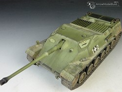 Picture of  44M TAS Tank Built & Painted 1/35 Model Kit