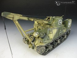 Picture of  M31 Tank Recovery Vehicle Built & Painted 1/35 Model Kit