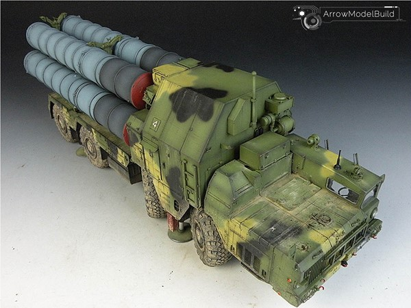 Picture of S-300 Missile System Built & Painted 1/35 Model Kit