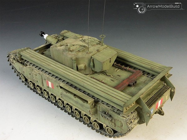 Picture of Tiran Tank Built & Painted 1/35 Model Kit