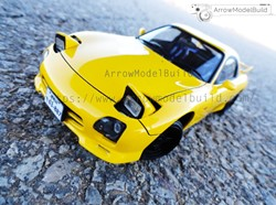 Picture of Initial D FD Built & Painted Vehicle Car 1/24 Model Kit