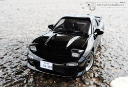Picture of Initial D RX-7 FD Built & Painted Vehicle Car 1/24 Model Kit