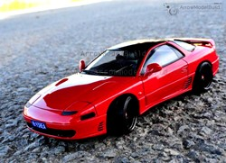 Picture of Mitsubishi 3000GT GTO VR4 Built & Painted Vehicle Car 1/24 Model Kit