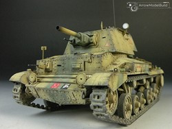 Picture of Cruiser Tank A10 MK.IIA Built & Painted 1/35 Model Kit