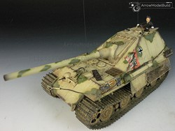 Picture of Jagdpanther II Tank Built & Painted 1/35 Model Kit