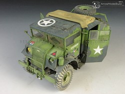 Picture of CMP FAT Military Vehicle Built & Painted 1/35 Model Kit