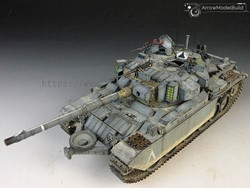 Picture of A41 Centurion Tank Built & Painted 1/35 Model Kit