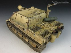 Picture of Sturmtiger Tank with Zimmerit Built & Painted 1/35 Model Kit
