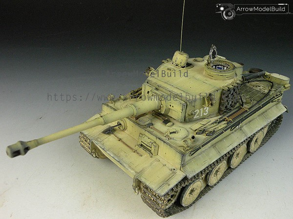 Picture of Tiger I Tank (Early Production)  Built & Painted 1/35 Model Kit