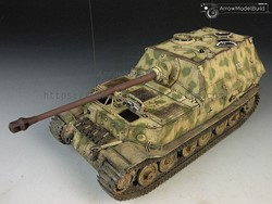 Picture of Jagdpanther Elefant Tank Built & Painted 1/35 Model Kit