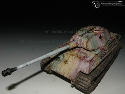 Picture of King Tiger Heavy Tank (In the Snow) Built & Painted 1/35 Model Kit