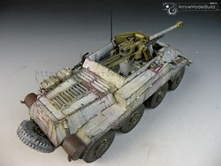 Picture of Sd.Kfz.234 Military Vehicle Built & Painted 1/35 Model Kit