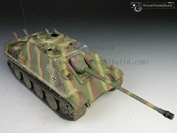 Picture of Jagdpanther G2 Tank Built & Painted 1/35 Model Kit
