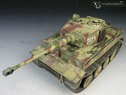 Picture of Tiger I Tank Built & Painted 1/35 Model Kit