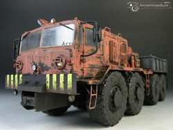 Picture of KZKT-537 Military Vehicle Built & Painted 1/35 Model Kit
