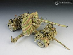 Picture of Sd.Kfz.7 8t Halftrack mit 88mm FLAK 36/37 Built & Painted 1/35 Model Kit