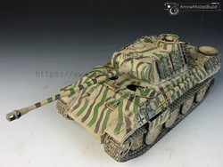 Picture of Panther A Tank Early Type (Full Interior) Built & Painted 1/35 Model Kit