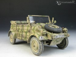 Picture of ArrowModelBuild Pkw.K1 Type 82 Military Vehicle Built & Painted 1/35 Model Kit