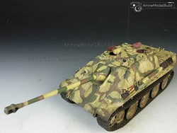 Picture of Panther G2 Tank Built & Painted 1/35 Model Kit