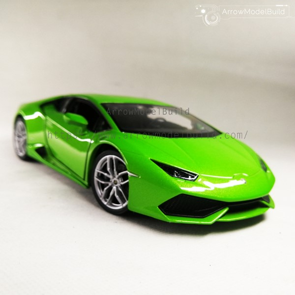 Picture of Lamborghini LP700 Custom Color (Ithaca Green Original Hurricane) 1/24 Model Kit
