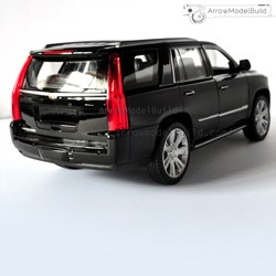 Picture of  Cadillac Escalade Custom Color (Ace of Spades Matte Black Body)1/24 Model Kit