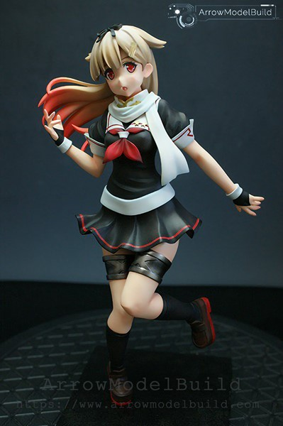 Picture of ArrowModelBuild Kantai Collection Yudachi Built & Painted Resin Figure