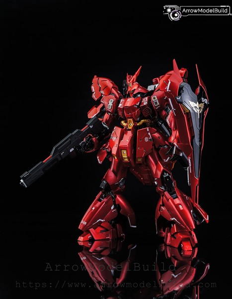 Picture of ArrowModelBuild Sazabi (Metal) Built & Painted RG 1/144 Model Kit