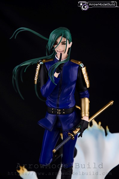 Picture of ArrowModelBuild Touken Ranbu Nikkari Aoe Built & Painted Resin Figure