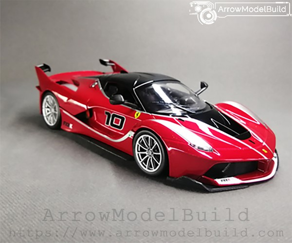 Picture of ArrowModelBuild Ferrari FXXK 1/24 Model Kit