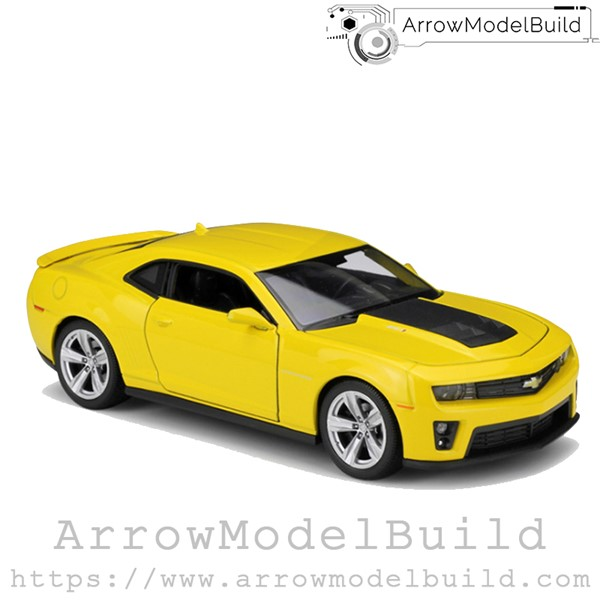 Picture of ArrowModelBuild Chevrolet Camero 1/24 Model Kit