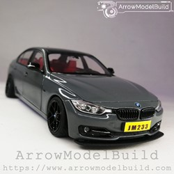 Picture of ArrowModelBuild BMW 330i BBS SR (Cement Gray) Low Profile Modification 1/24 Model Kit