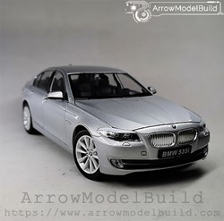 Picture of ArrowModelBuild BMW 535i (Cashmere Silver) 1/24 Model Kit