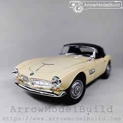 Picture of ArrowModelBuild BMW 507 (Beige Convertible) 1/24 Model Kit