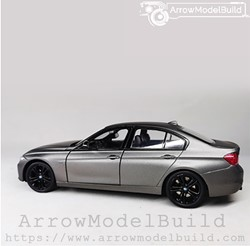 Picture of ArrowModelBuild BMW 330i (Matte AK Gray) Without Low Lying 1/24 Model Kit