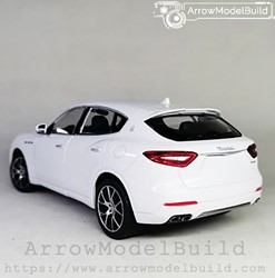 Picture of ArrowModelBuild Maserati Levante (Alpine White) 1/24 Model Kit