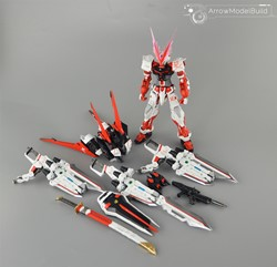 Picture of Astray Red Dragon Built & Painted MG 1/100 Model Kit