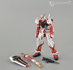 Picture of Astray Red Frame Built & Painted RG 1/144 Model Kit